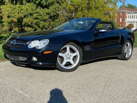2006 Mercedes-Benz SL-Class for sale at Samuel's Auto Sales in Indianapolis IN