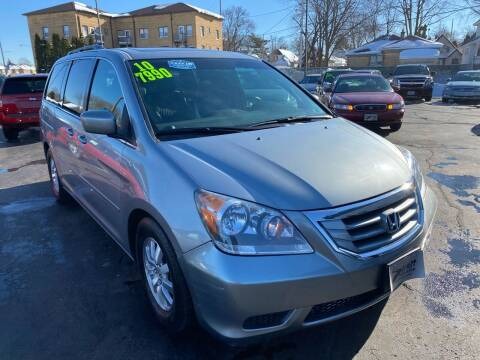 2010 Honda Odyssey for sale at Streff Auto Group in Milwaukee WI