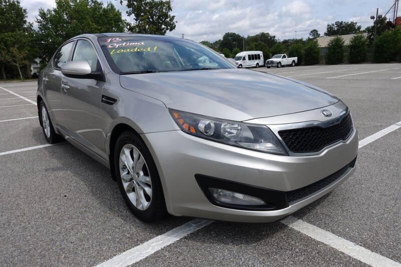 2013 Kia Optima for sale at Womack Auto Sales in Statesboro GA