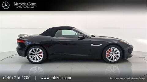 2016 Jaguar F-TYPE for sale at Mercedes-Benz of North Olmsted in North Olmsted OH