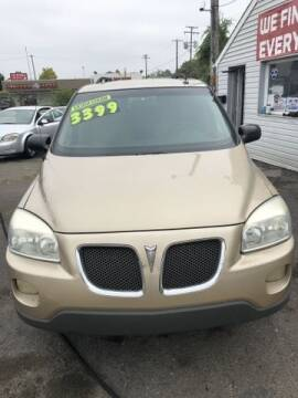 2005 Pontiac Montana SV6 for sale at Al's Linc Merc Inc. in Garden City MI
