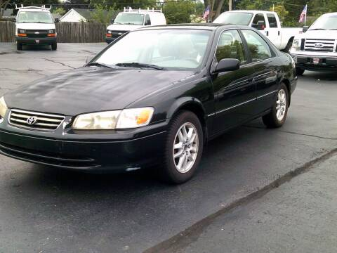 2001 Toyota Camry for sale at Stoltz Motors in Troy OH