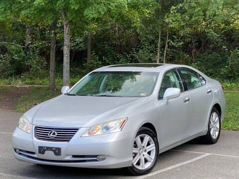 2007 Lexus ES 350 for sale at Diamond Automobile Exchange in Woodbridge VA