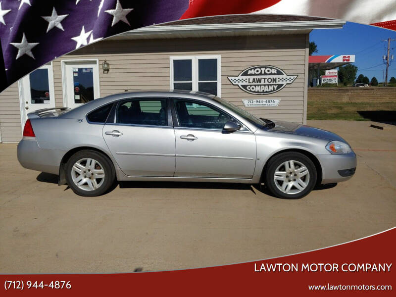 2007 Chevrolet Impala for sale at Lawton Motor Company in Lawton IA