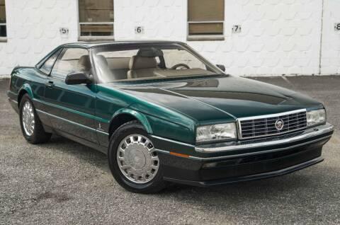 1993 Cadillac Allante for sale at Vantage Auto Group - Vantage Auto Wholesale in Moonachie NJ