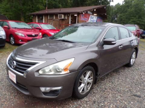 2013 Nissan Altima for sale at Select Cars Of Thornburg in Fredericksburg VA