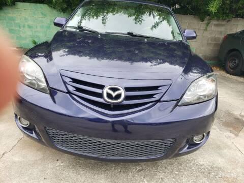 2004 Mazda MAZDA3 for sale at Track One Auto Sales in Orlando FL
