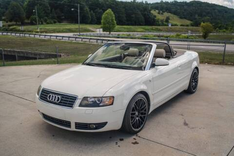 2004 Audi A4 for sale at CarUnder10k in Dayton TN