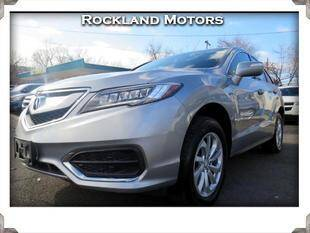 2018 Acura RDX for sale at Rockland Automall - Rockland Motors in West Nyack NY