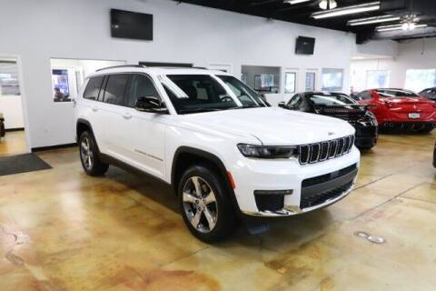 2021 Jeep Grand Cherokee L for sale at RPT SALES & LEASING in Orlando FL