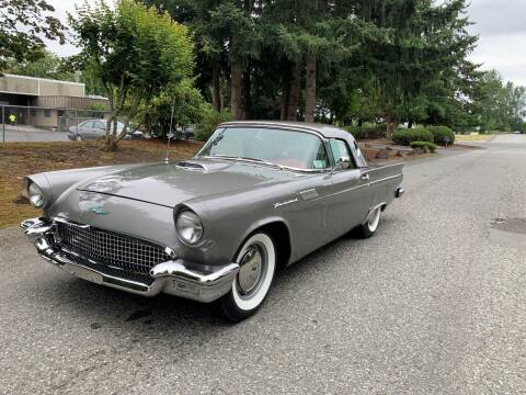 1957 Ford Thunderbird for sale at Classic Car Addiction in Marysville WA