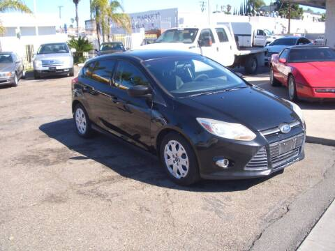 2012 Ford Focus for sale at Gaynor Imports in Stanton CA