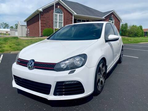 2011 Volkswagen GTI for sale at HillView Motors in Shepherdsville KY