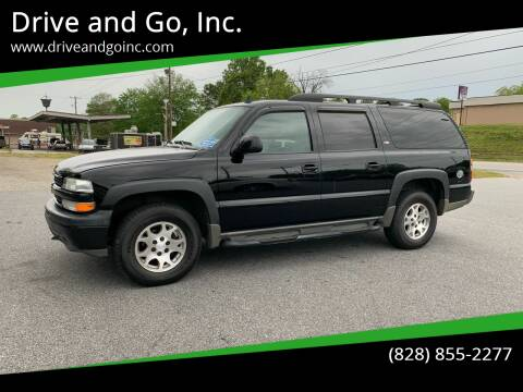 2006 Chevrolet Suburban for sale at Drive and Go, Inc. in Hickory NC