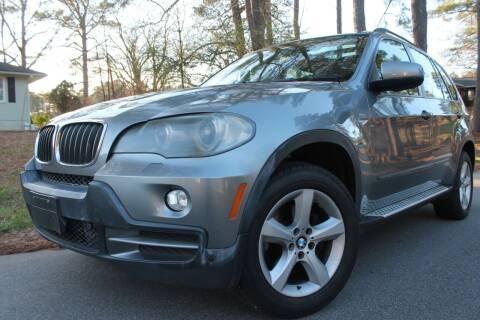 2007 BMW X5 for sale at ATLANTA AUTO WAY in Duluth GA