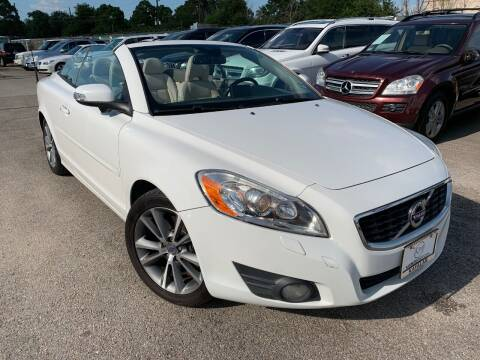 2011 Volvo C70 for sale at KAYALAR MOTORS in Houston TX