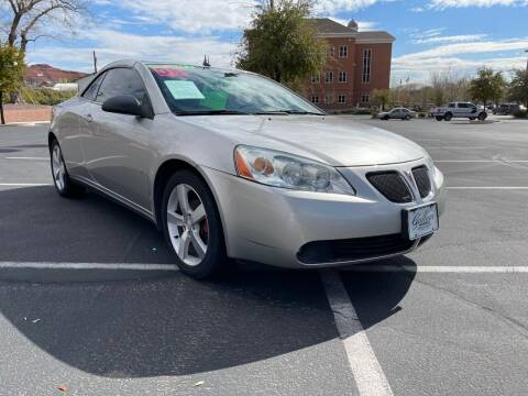 2008 Pontiac G6 for sale at GALLIAN DISCOUNT AUTO in St George UT