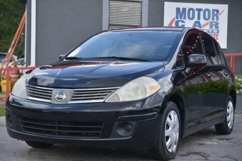 2009 Nissan Versa for sale at Motor Car Concepts II - Apopka Location in Apopka FL