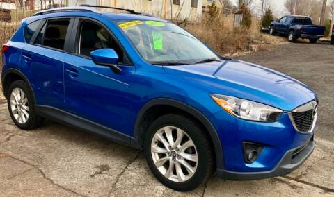 2014 Mazda CX-5 for sale at Mayer Motors of Pennsburg - Green Lane in Green Lane PA