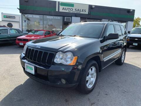 2010 Jeep Grand Cherokee for sale at Wakefield Auto Sales of Main Street Inc. in Wakefield MA