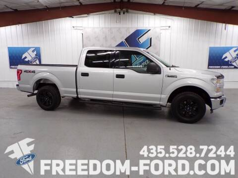 2016 Ford F-150 for sale at Freedom Ford Inc in Gunnison UT