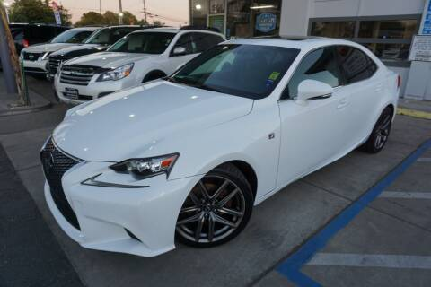 2014 Lexus IS 250 for sale at Industry Motors in Sacramento CA
