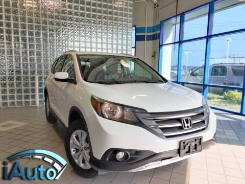2013 Honda CR-V for sale at iAuto in Cincinnati OH