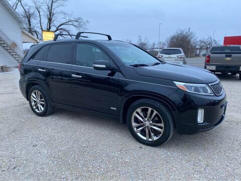 2014 Kia Sorento for sale at BARKLAGE MOTOR SALES in Eldon MO