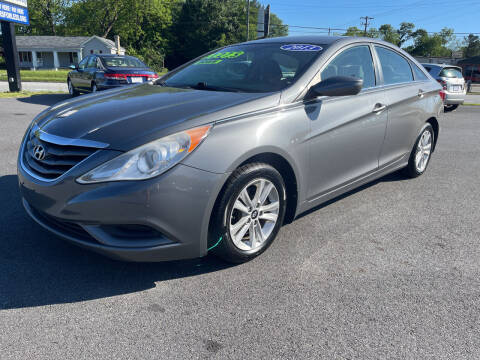 2013 Hyundai Sonata for sale at Cars for Less in Phenix City AL