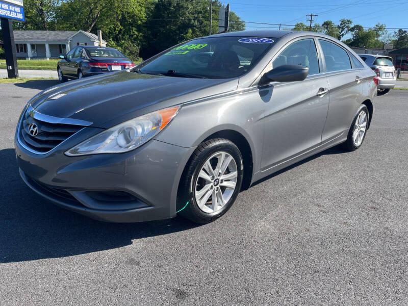 2013 Hyundai Sonata for sale at Cars for Less in Phenix City AL