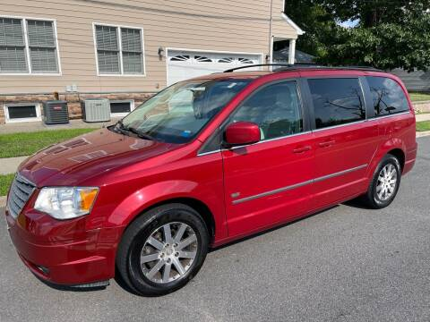 2009 Chrysler Town and Country for sale at Jordan Auto Group in Paterson NJ