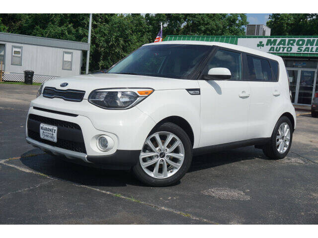 2019 Kia Soul for sale at Maroney Auto Sales in Humble TX