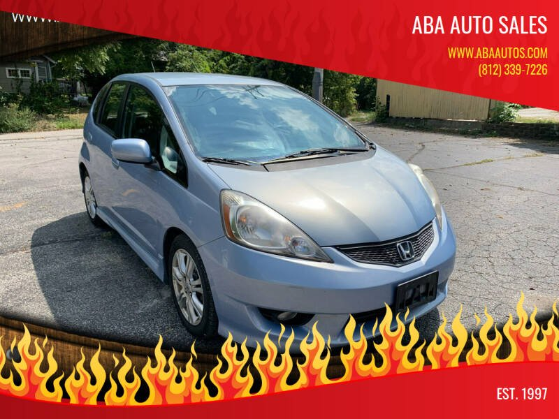 2010 Honda Fit for sale at ABA Auto Sales in Bloomington IN