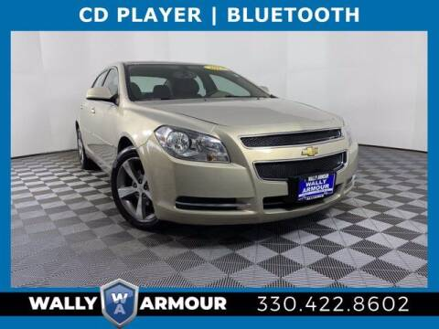 2011 Chevrolet Malibu for sale at Wally Armour Chrysler Dodge Jeep Ram in Alliance OH