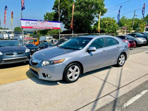 2012 Acura TSX for sale at JR Used Auto Sales in North Bergen NJ
