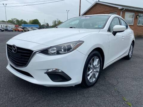 2016 Mazda MAZDA3 for sale at Clear Choice Auto Sales in Mechanicsburg PA
