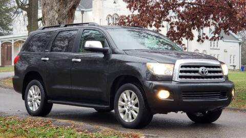 2012 Toyota Sequoia for sale at Digital Auto in Lexington KY