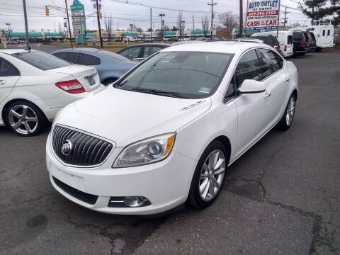 2014 Buick Verano for sale at Wilson Investments LLC in Ewing NJ
