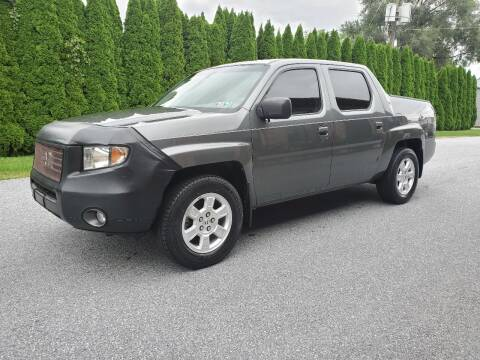 2008 Honda Ridgeline for sale at Kingdom Autohaus LLC in Landisville PA