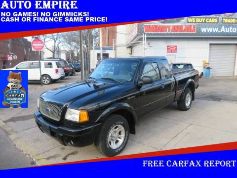 2002 Ford Ranger for sale at Auto Empire in Brooklyn NY