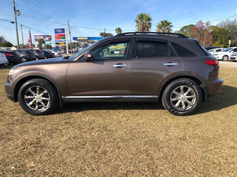 2008 Infiniti FX35 for sale at Unique Motor Sport Sales in Kissimmee FL