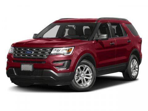 2017 Ford Explorer for sale at GANDRUD CHEVROLET in Green Bay WI