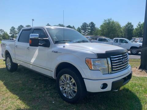 2013 Ford F-150 for sale at Thoroughbred Motors LLC in Florence SC