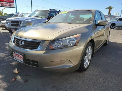 2009 Honda Accord for sale at Primo Auto Sales in Merced CA