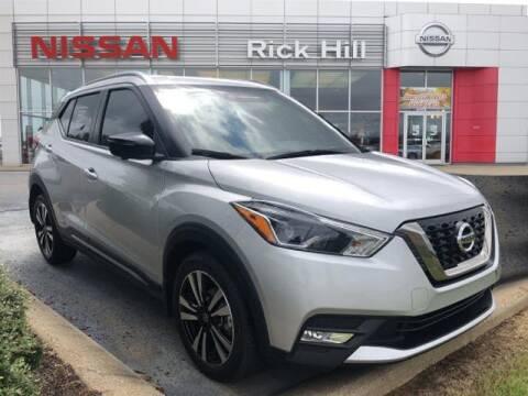 2018 Nissan Kicks for sale at Rick Hill Auto Credit in Dyersburg TN