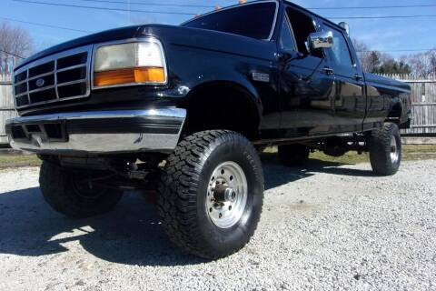 1997 Ford F-350 for sale at JEFF MILLENNIUM USED CARS in Canton OH