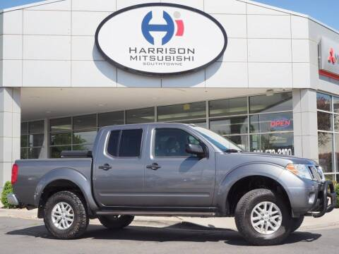 2017 Nissan Frontier for sale at Harrison Imports in Sandy UT