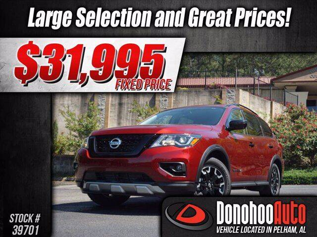 2020 Nissan Pathfinder for sale in Pelham, AL