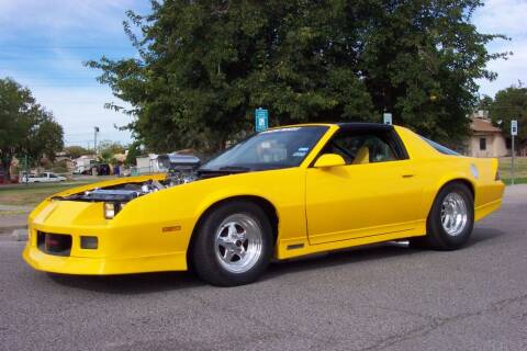 1987 Camero Racecar Street Legal z28 for sale at Park N Sell Express in Las Cruces NM