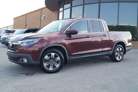 2017 Honda Ridgeline for sale at Next Ride Motors in Nashville TN